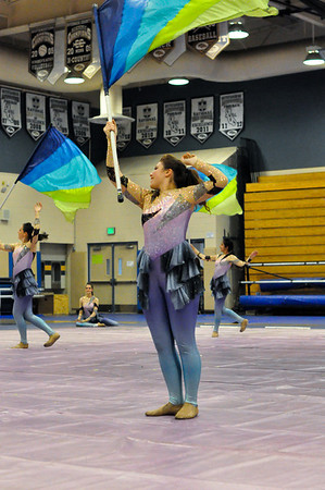Mar 11, 2013 Open House: Winter Color Guard