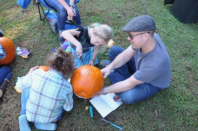 2018 Pumpkin Carving
