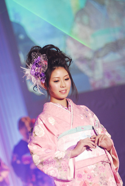 Kimono Fashion Dream 2011