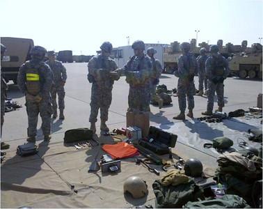 1st Squadron 316th Armor Brigade