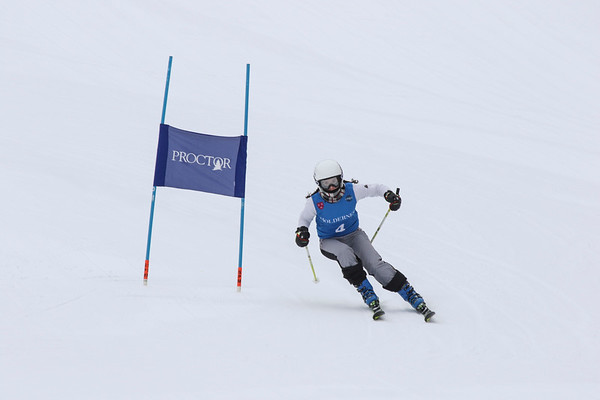 Varsity Alpine at Proctor | February 20