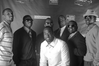 Liberty Athletic Awards 2012