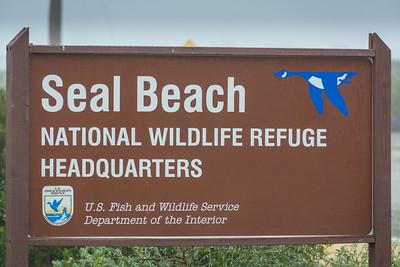Seal Beach--National Wildlife Refuge