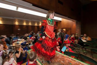 Kindercarnaval 2013 - Midi