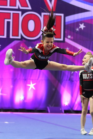 Brantford Cheer  Halo - Youth Small 1