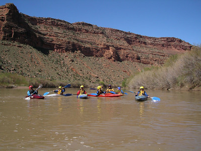 Paonia Kayak Club 2007