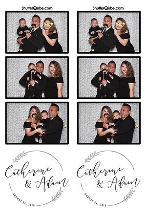 Catherine & Adam 8-24-2019