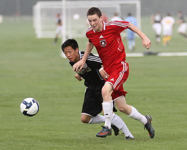 N Meck v Derby County U-18 5-24-09