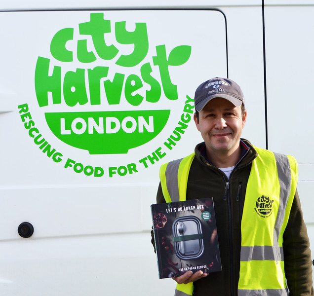 Dan Black City Harvest
