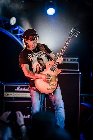 Phil Campbell And The Bastard Sons performing at Norway Rock 2019