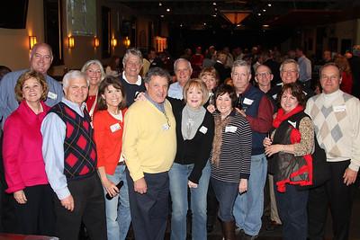 2011 St. Louis Christmas party ~Photos thanks to Rick LaGrotta '75