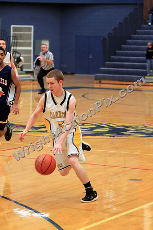 2010 01 19 Clarkston JV Basketball vs Southfield H.S.