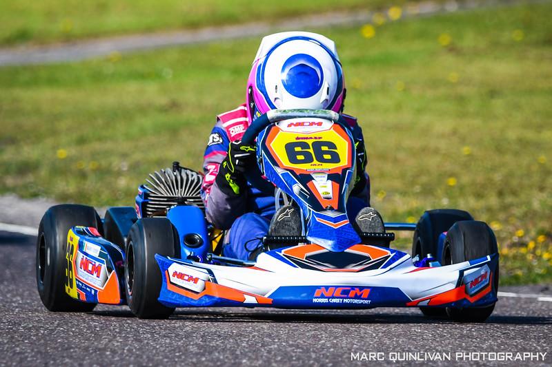 Motorsport Ireland Karting Championship 2019 - Round 5 - Cork - Éimear Carey
