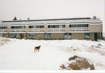 Jackson Hole December 1998