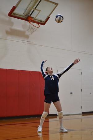 7th Grade  Volleyball vs Elkhorn Grandview