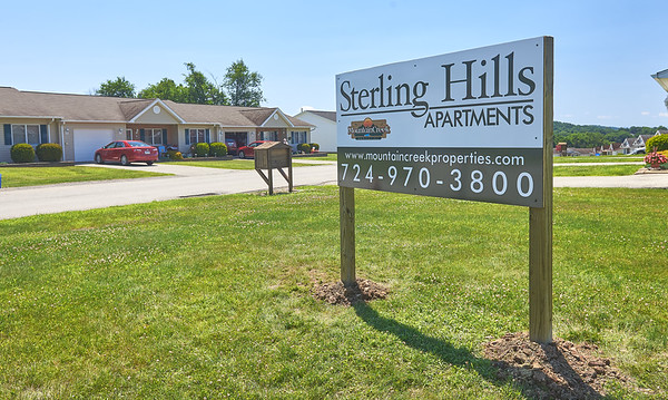 Sterling Hills Apartments in Indiana PA with MountainCreek Properties