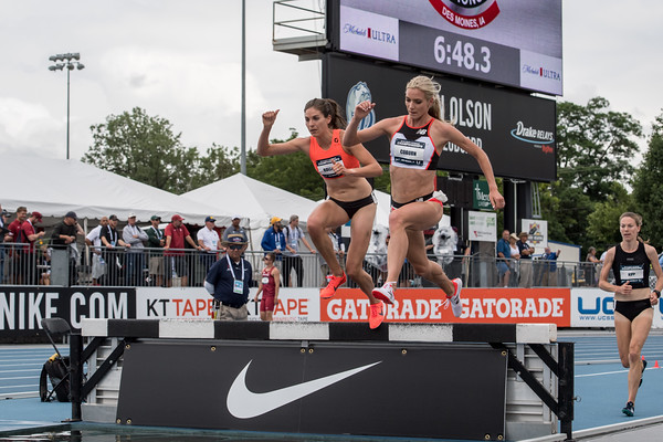 U.S. Outdoor Track and Field Championship 2018