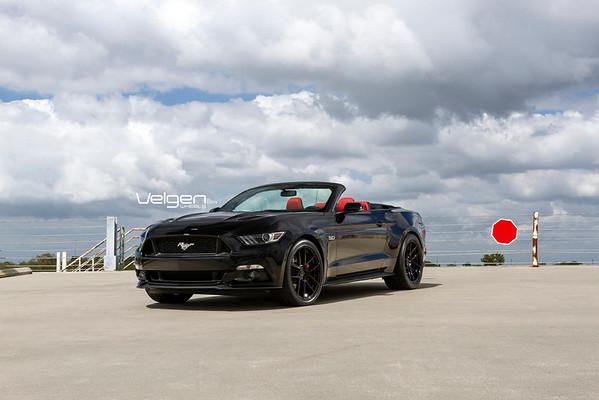 Velgen VMB5 Mustangs