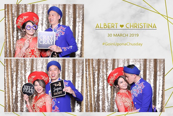 Christina and Albert