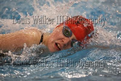 Swimming - Prep School 2015