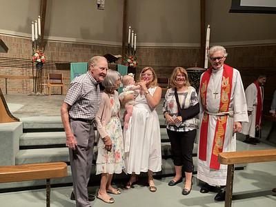 River's Baptism