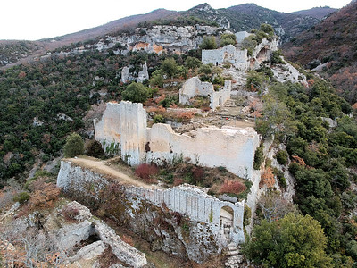 Buoux Fort, Provence