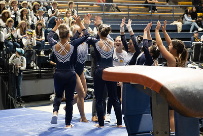 Cal Womens Gymnastics v Utah, Feb 8, 2020