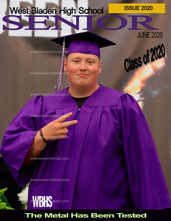 West Bladen 2020 parade and Baccalaureate