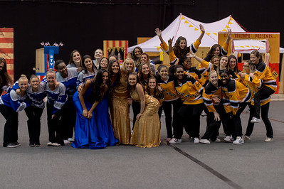 Blue & Gold Show –May 12, 2018