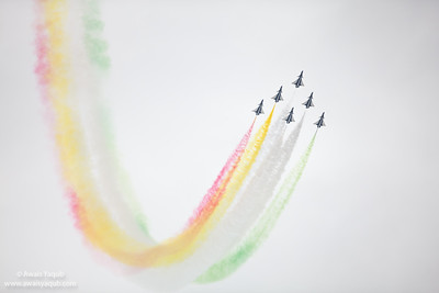 23 March Airshow Pakistan Day 2019
