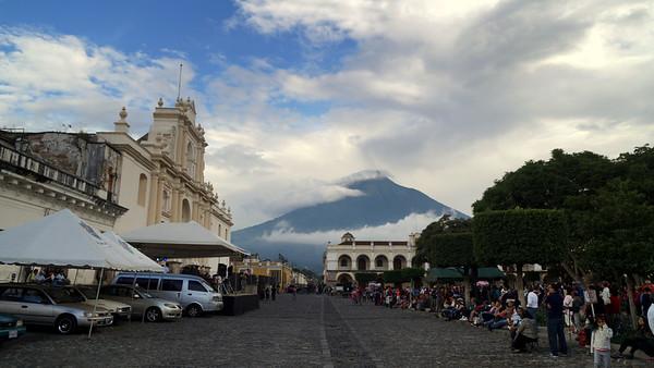Guatamala: Antigua