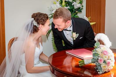 Lisa and Demetrius - Wedding