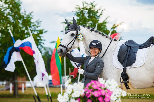 Baltic Dressage League Estonia 2018