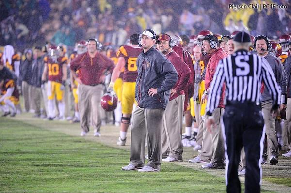 USC v Notre Dame 2010 (Rain Bowl)