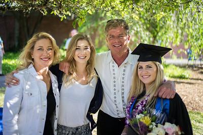 Lynzo's Graduation