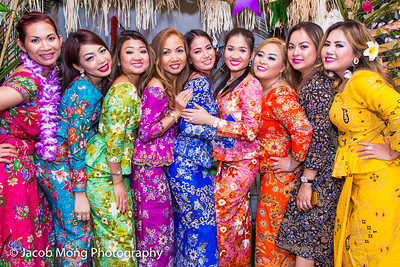 Sarong Party at Legend:  September 10, 2016
