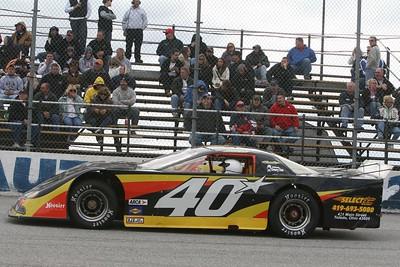 Glass City 200, Toledo Speedway, Toledo, OH, October 3, 2009