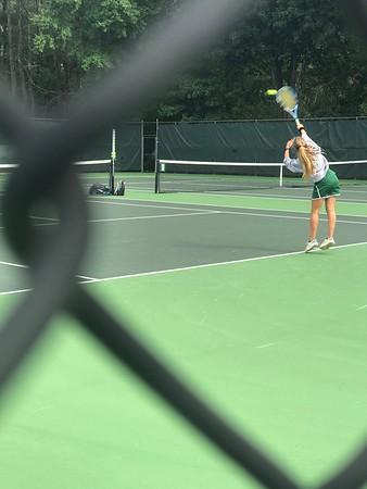 Varsity Tennis Prep B Tournament