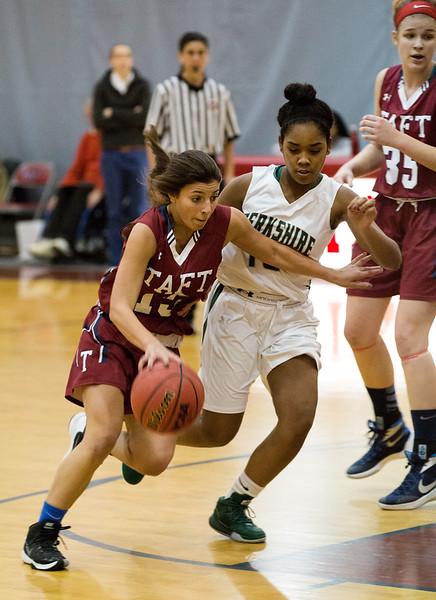 2/24/16: Girls' Varsity Basketball vs Berkshire
