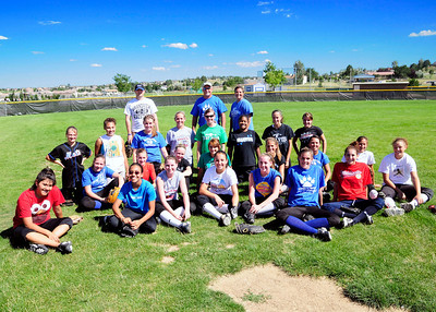 2010 Grandview Wolves - Girls Fast Pitch