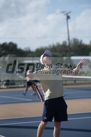 Eau Gallie Tennis 2-20-18