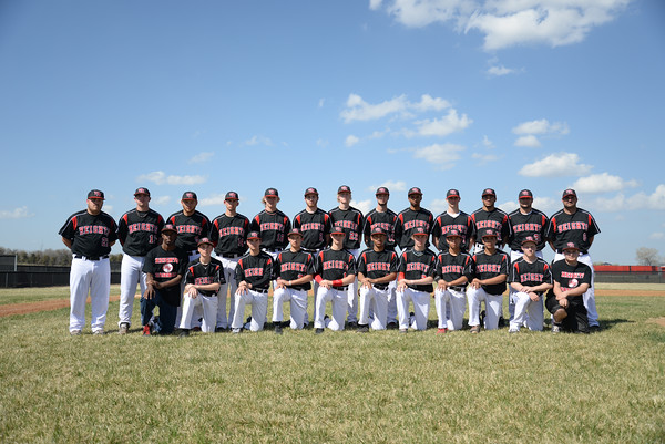 2015 Baseball Team