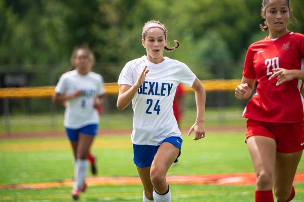 Varsity Soccer Girls @ Worthington Christian