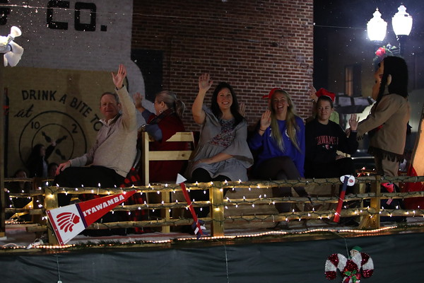 Fulton Christmas Parade