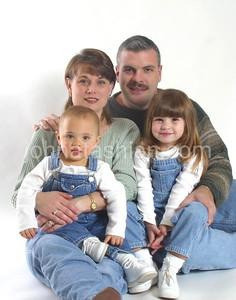 Feest Family Portraits - November 11, 2003