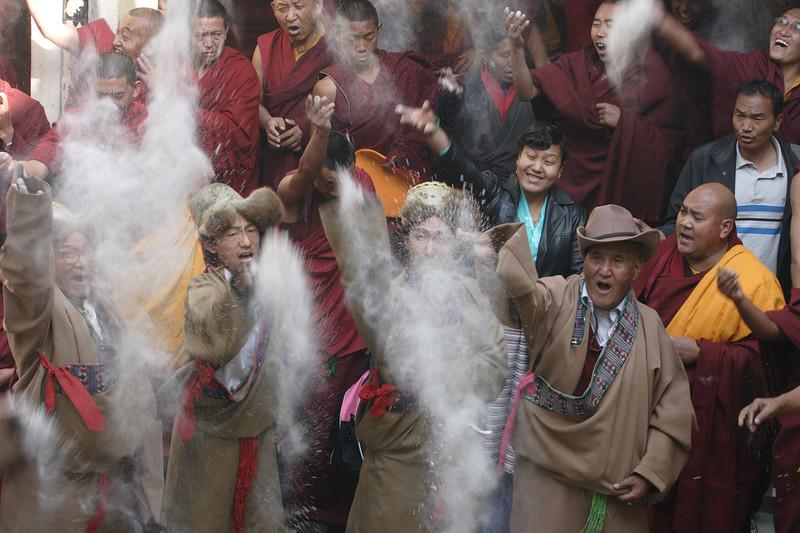 Tibetan Lhosar
