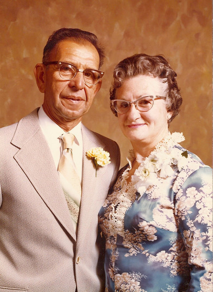 Norman and Lorraine Harris Carl 1976
