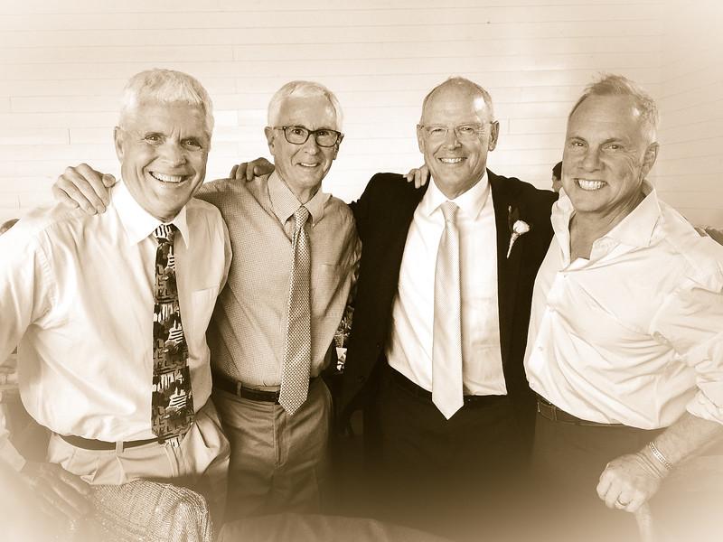 Harvo,Wiles,Walt, Higs; photo by KathaySmith