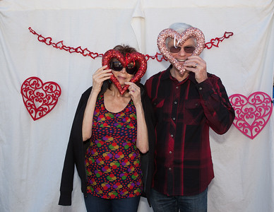 Sunday 02/12/17 Valentine's Day - Photo Booth