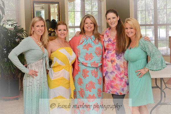 Christy's Baby Shower